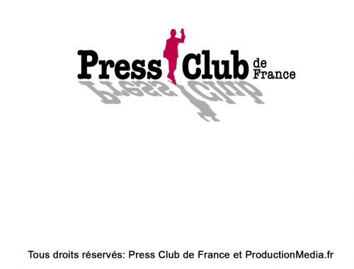 Press Club de France et Production media
