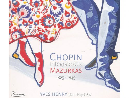 Yves Henry - Interview et clips