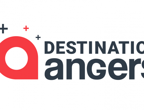 Studio podcasts Destination Angers