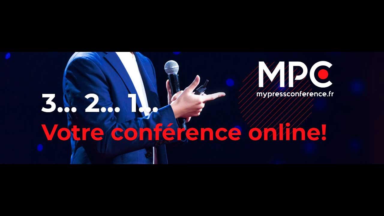 Conferences de presse digitales