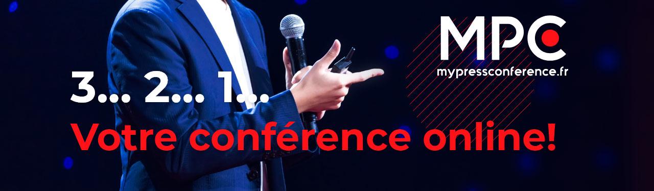 conférences de presse digitales - conférence de presse digitale