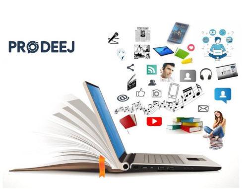 conference de presse digitale - Prodeej