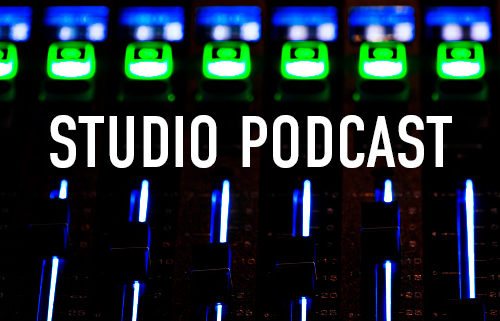 Studio podcast digital
