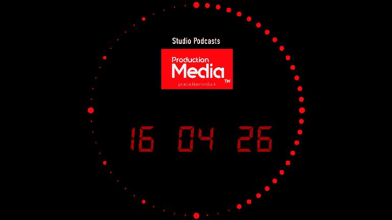 studio podcast, digital