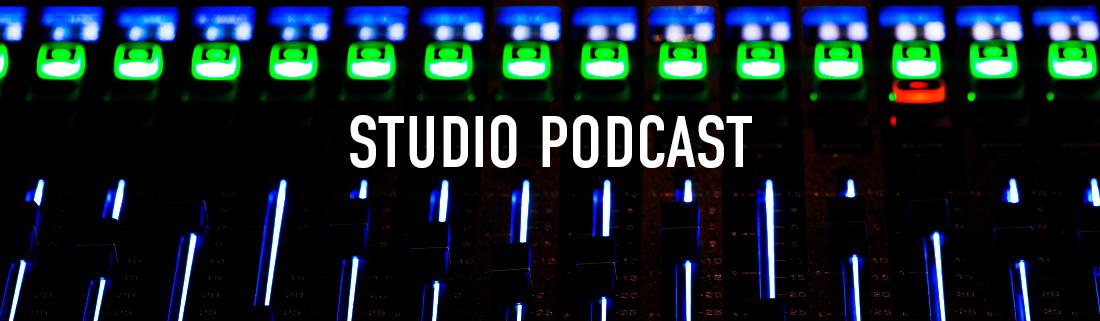 Studio podcast digital